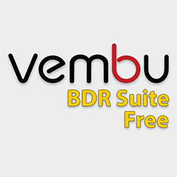 vembu bdr suite free
