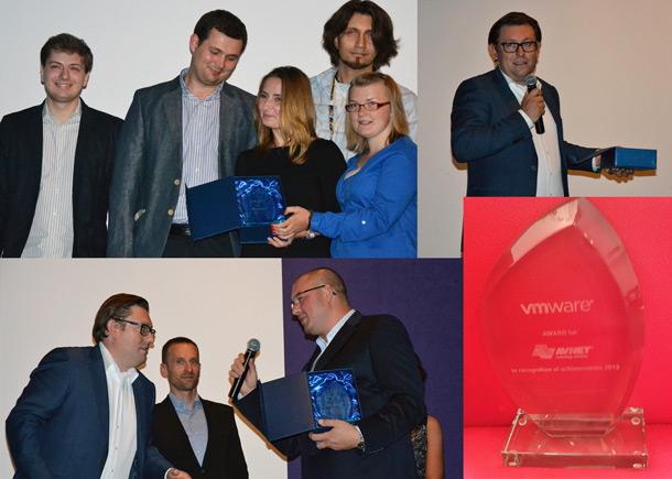 VMware nagroda dla Avnet