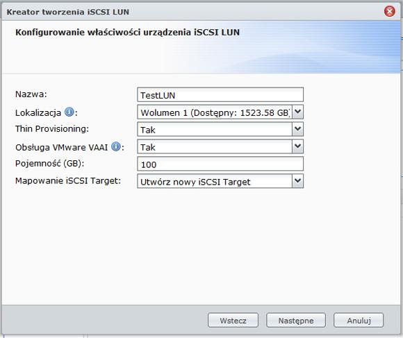 DS412+ vStorage API for Array Integration