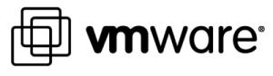 Classic VMware logo stare