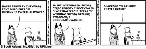 Dilbert 1 Wirtualizacja