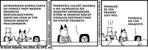 Dilbert 2 wirtualizacja